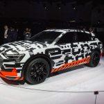 Audi A6 și prototipul Audi e-tron la Geneva Motor Show