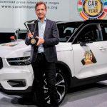 Volvo XC40: Mașina Anului 2018 în Europa