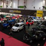 """Din cele 150 de modele prezentate, iată câteva dintre """"vedetele"""" Salonului Internațional de Automobile București!"""