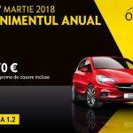 Evenimentul Opel 24h: oferte avantajoase în Programul Rabla