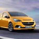 Noul Opel Corsa GSi