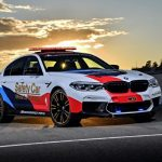 Al 20-lea an 'Official Car of MotoGP™' pentru BMW M