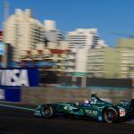 Echipa MS&AD Andretti Formula E a ratat la limită o clasare în puncte