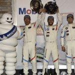 Noul BMW M8 GTE, prima clasare pe podium la Sebring