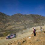 Hyundai Motorsport a terminat pe podium in Raliul Mexicului