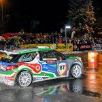 Simone Tempestini a câștigat Raliul Brașovului pentru a 4-a oara consecutiv si continua pregatirile pentru WRC