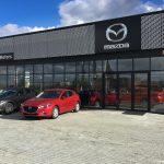 Premier Motors inaugurează un nou showroom Mazda, în Timișoara