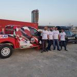 Claudiu Barbu, destainuiri din culisele pregatirii unei curse de rally raid in Dubai