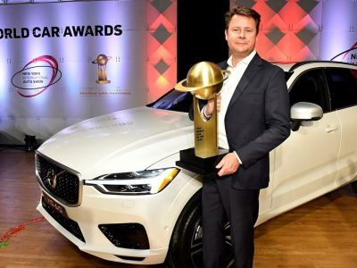 Volvo XC60 a fost numită Mașina Anului 2018 în lume