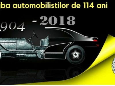 Automobil Clubul Roman la 114 ani. La multi ani!