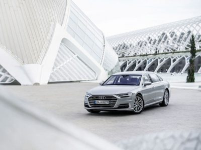 Audi A8 este 'World Luxury Car 2018'