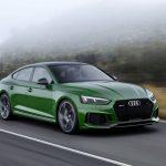 Noul Audi RS 5 Sportback