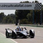 Formula E: Calafat a găzduit testele pentru noul monopost electric BMW i Motorsport