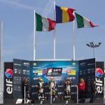 Jacopo Hoșciuc #06 obține o victorie istorică pentru motociclismul românesc