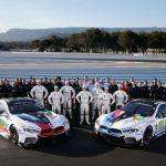 BMW Team MTEK şi noul BMW M8 GTE au lansat oficial campania 2018 pentru Campionatul Mondial FIA de Anduranţă