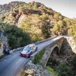 Turul Corsicii: Hyundai Motorsport si Thierry Neuville sunt pe podium dupa prima zi