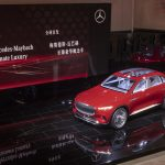 Premieră mondială în China: Vision Mercedes-Maybach Ultimate Luxury