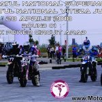 Campionatul Național de SuperMoto ia startul pe circuitul de la Arad