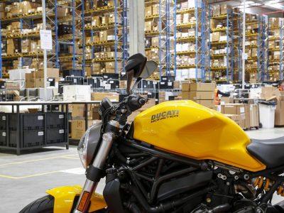 P3 livrează un nou hub logistic către Automobili Lamborghini & Ducati Motor Holding