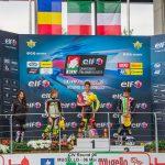Jacopo Hosciuc, un nou podium pentru Romania