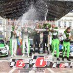 Vali Porcișteanu și DTO Tellur Rally Team au găsit în Vest pepitele succesului