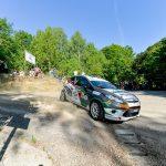 Transilvania Rally: final cu abandon tehnic pentru Csongor Szabo și Rareș Fetean