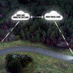 Colaborare inovatoare între Volvo Trucks și Volvo Cars: autocamioanele și autoturismele se avertizează reciproc în trafic