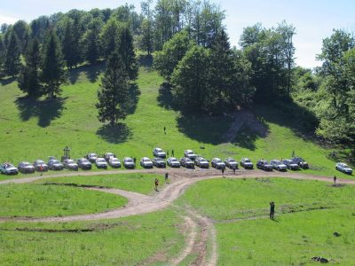 'Tabăra de Off-Road Duster Hobby Racing, Ibănești 2018'