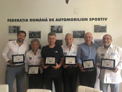 Protocol semnat de FRAS și ACSI pentru dezvoltarea motorsportului