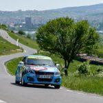Viteza și spectacolul din Cupa Suzuki trec pe macadam la Raliul Aradului