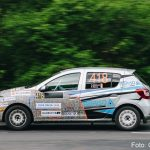 Cristian Melczer, debut in Cupa Dacia la Transilvania Rally 2018