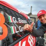 Italienii Basso și Granai, victorioși după prima zi a Telekom Sport Transilvania Rally powered by Ford
