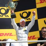 DTM: Gary Paffett, doua curse, doua podiumuri