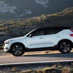 Volvo Cars extinde producția pentru XC40 datorită cererii impresionante