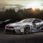 Premiera mondială a noului BMW Seria 8 Coupé la Le Mans