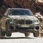 Noul BMW X5 este testat asiduu de la Cercul Polar până în Africa de Sud