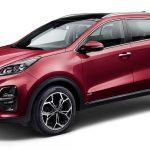 Kia Motors a dezvăluit modelul îmbunătățit Kia Sportage