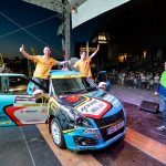 Transilvania Rally: Hat-trick pentru Raul Badiu și Gabriel Lazăr
