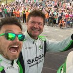 Dan Gîrtofan și Tudor Mârza, evoluție frumoasă și un rezultat important la Transilvania Rally