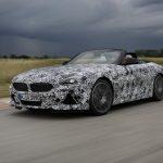 Noul BMW Z4, testele dinamice realizate la centrul de testare BMW de la Miramas