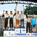 Al doilea podium consecutiv la 2RM pentru Csongor Szabo și Rareș Fetean