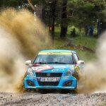 Cupa Suzuki: succes pe macadamul Raliului Moldovei pentru toate echipajele