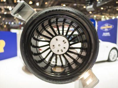 Goodyear celebrează anul acesta 120 de ani de inovare în cadrul Auto Total Business Show