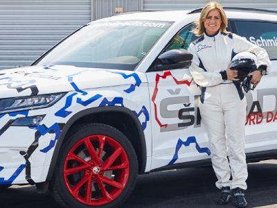 Noua ŠKODA KODIAQ RS înregistrează un nou record pe Nürburgring