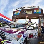 Din Dakar, la Raliul Moldovei Bacău powered by Dedeman Automobile