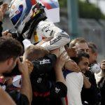 Triplă BMW Motorsport în cursa a doua de la Budapesta