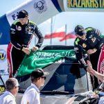 Raliul Kazahstanului 2018 – Etapa a cincea, Cupa Mondială FIA de Raliuri Cross-Country