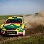 Cotnari Rally Team: Titi Aur – Silviu Moraru la Raliul Moldovei