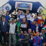 Rally Cross: 32 de concurenți s-au luptat pe arena de la Câmpulung cu nămolul și cu ploaia