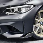 Premieră mondială şi apariţie dinamică pentru BMW M Performance Parts Concept la Goodwood